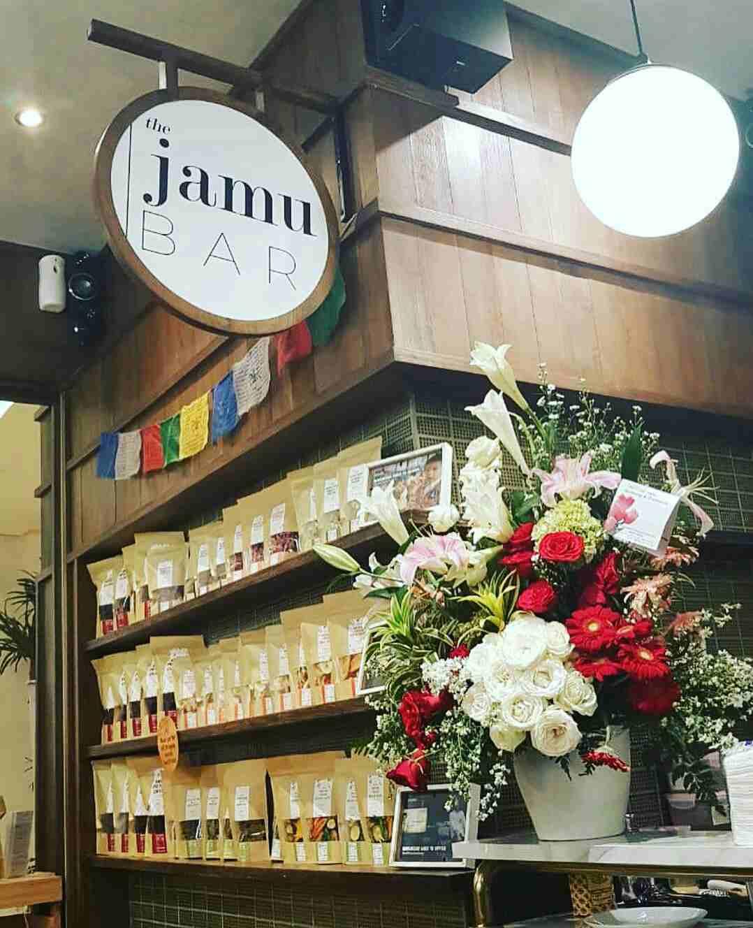 The Jamu Bar | kafe jamu di jakarta