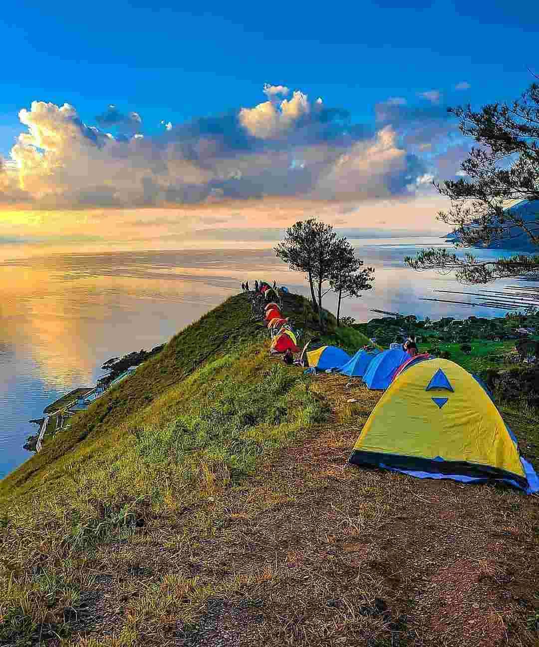 Kegiatan Wisata Danau Toba