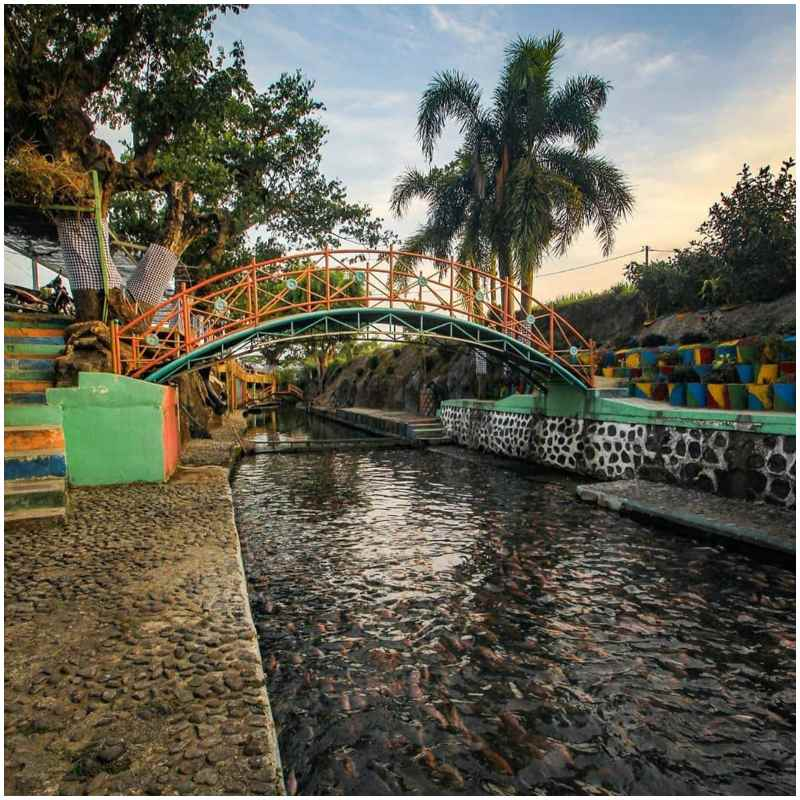 Water Gong Klaten | wisata air