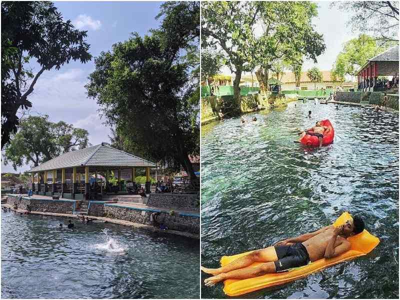Umbul Gedaren | wisata air klaten