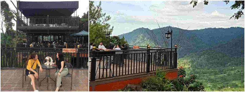 Edensor Hills | kafe bogor view gunung