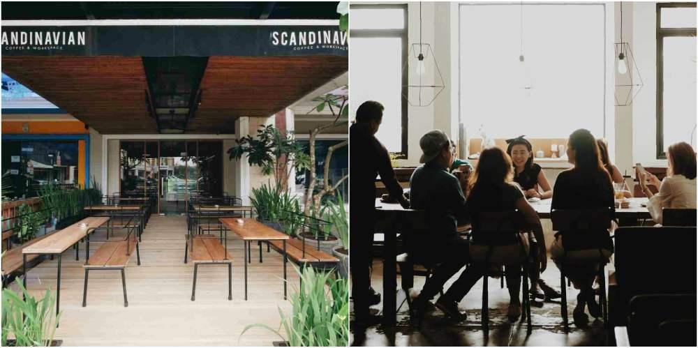 Scandinavian Coffee Shop   cafe instagrammable di tangerang
