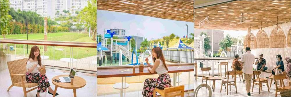 Hippie Peas Café   cafe instagrammable di tangerang