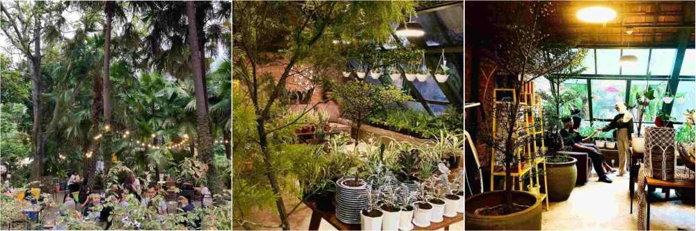 Kebun Ide   cafe instagrammable di tangerang