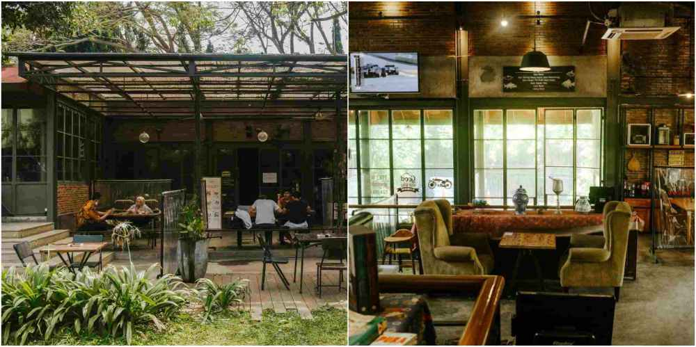 Lot 9 Bintaro   cafe instagrammable di tangerang