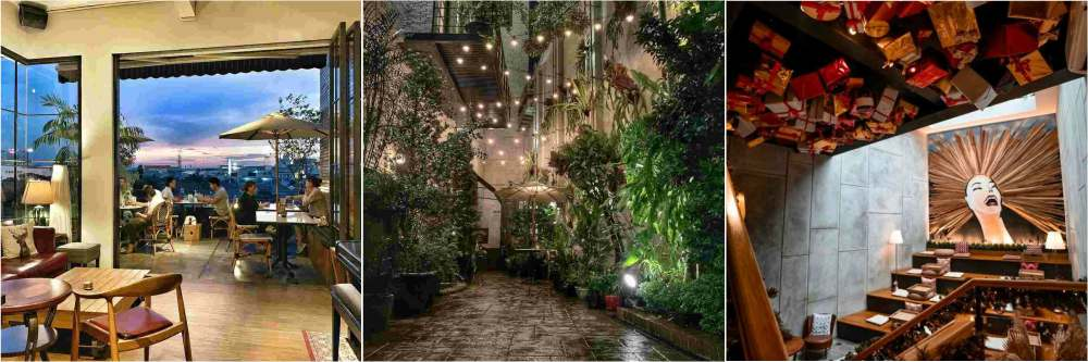 Red Door Koffie House & Bistro   cafe instagrammable di tangerang