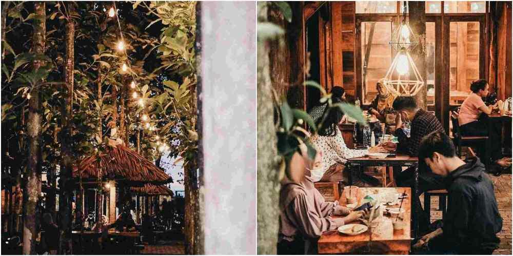 Kebun Latte   cafe instagrammable di tangerang