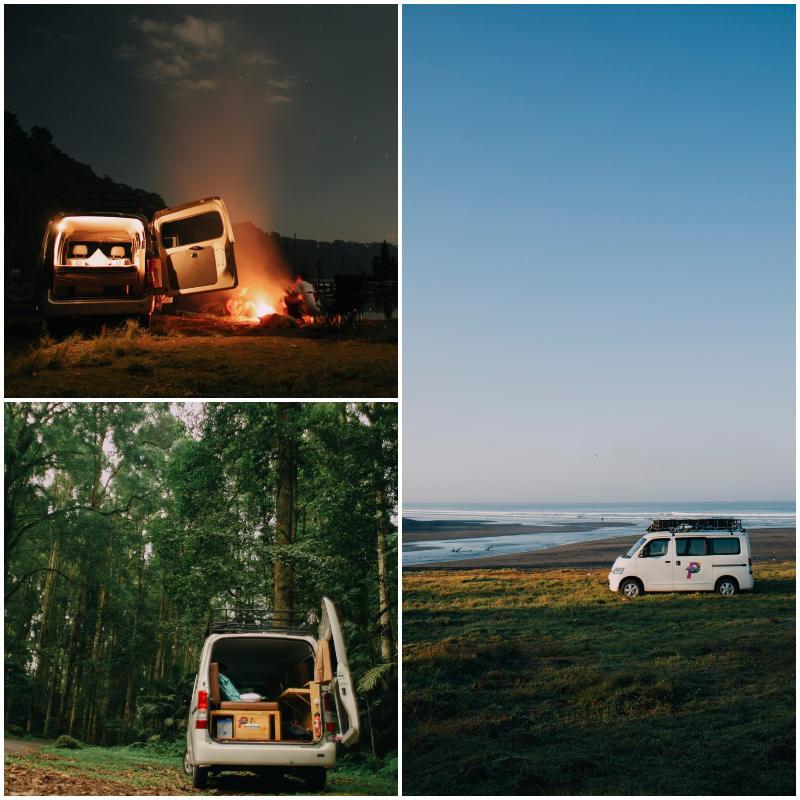 Puku Camper   campervan di Indonesia