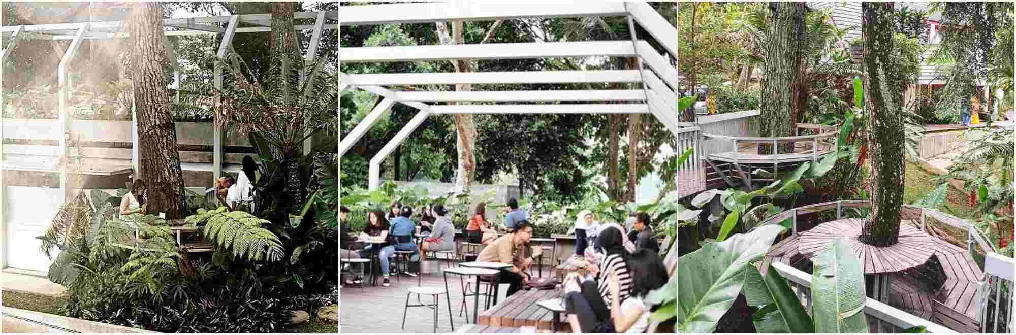 Foresta Coffee | cafe hutan bandung