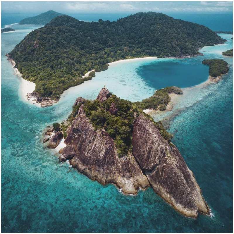 Bawah Island | pulau pribadi di indonesia
