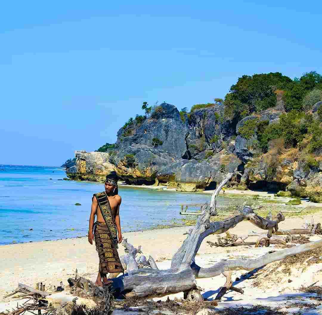 Pantai Cemara | wisata pulau sabu