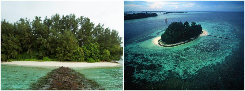 Isle East Indies | pulau pribadi di indonesia