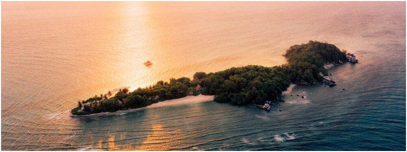 Pulau Pangkil | pulau pribadi di indonesia