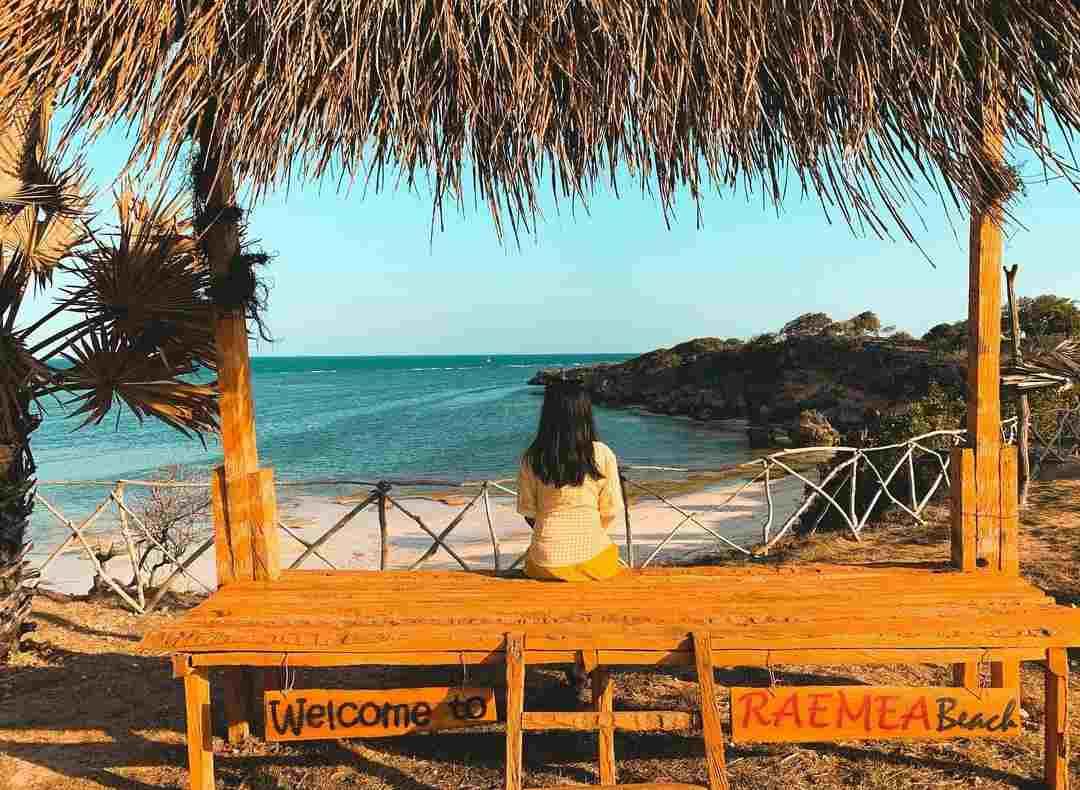Pantai Rae Mae | wisata Pulau Sabu