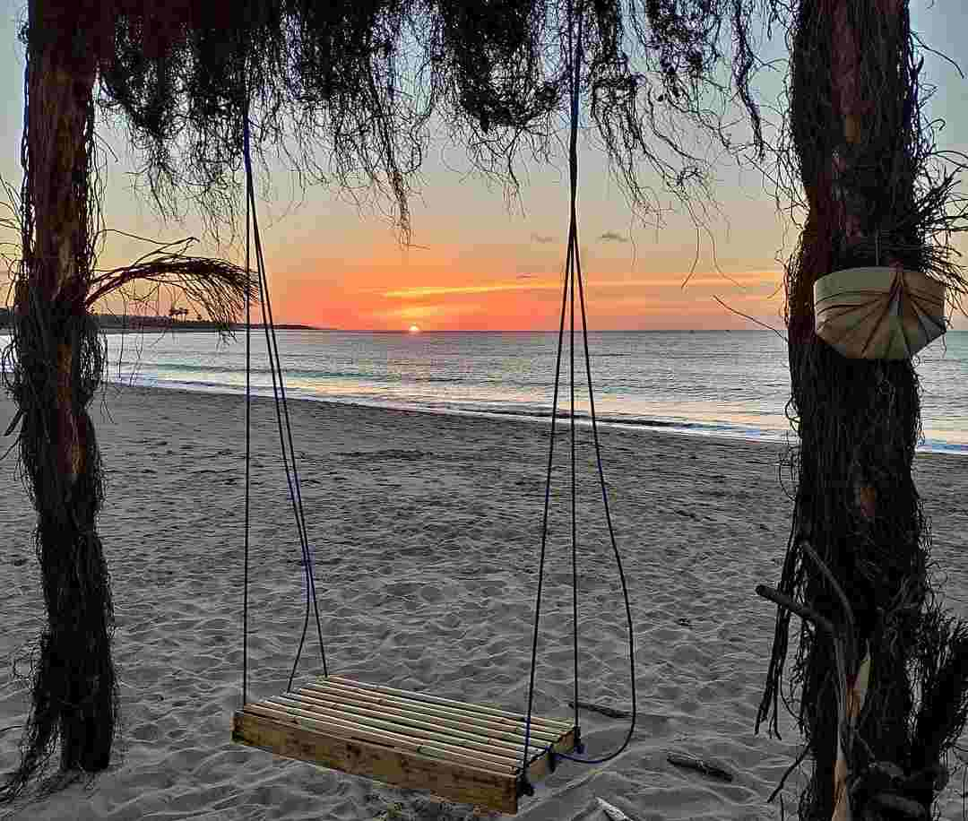 Pantai Napae | wisata pulau sabu