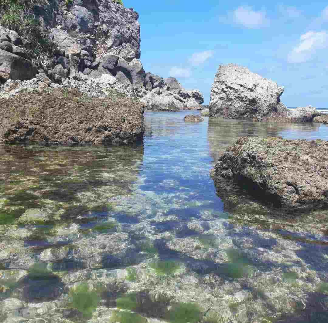 Pantai kepo | wisata pulau sabu