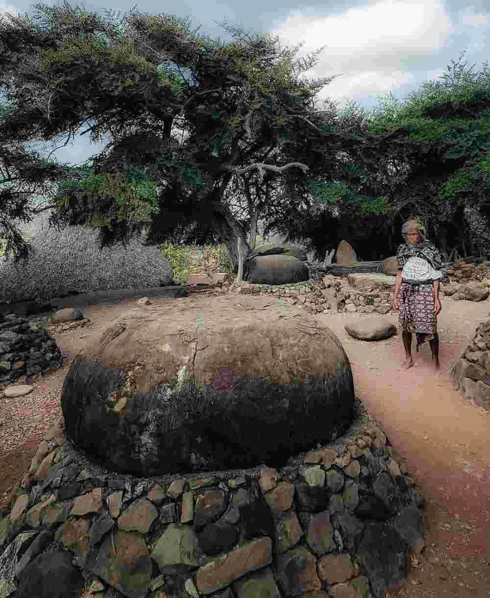 Kampung Adat Namata | wisata pulau sabu