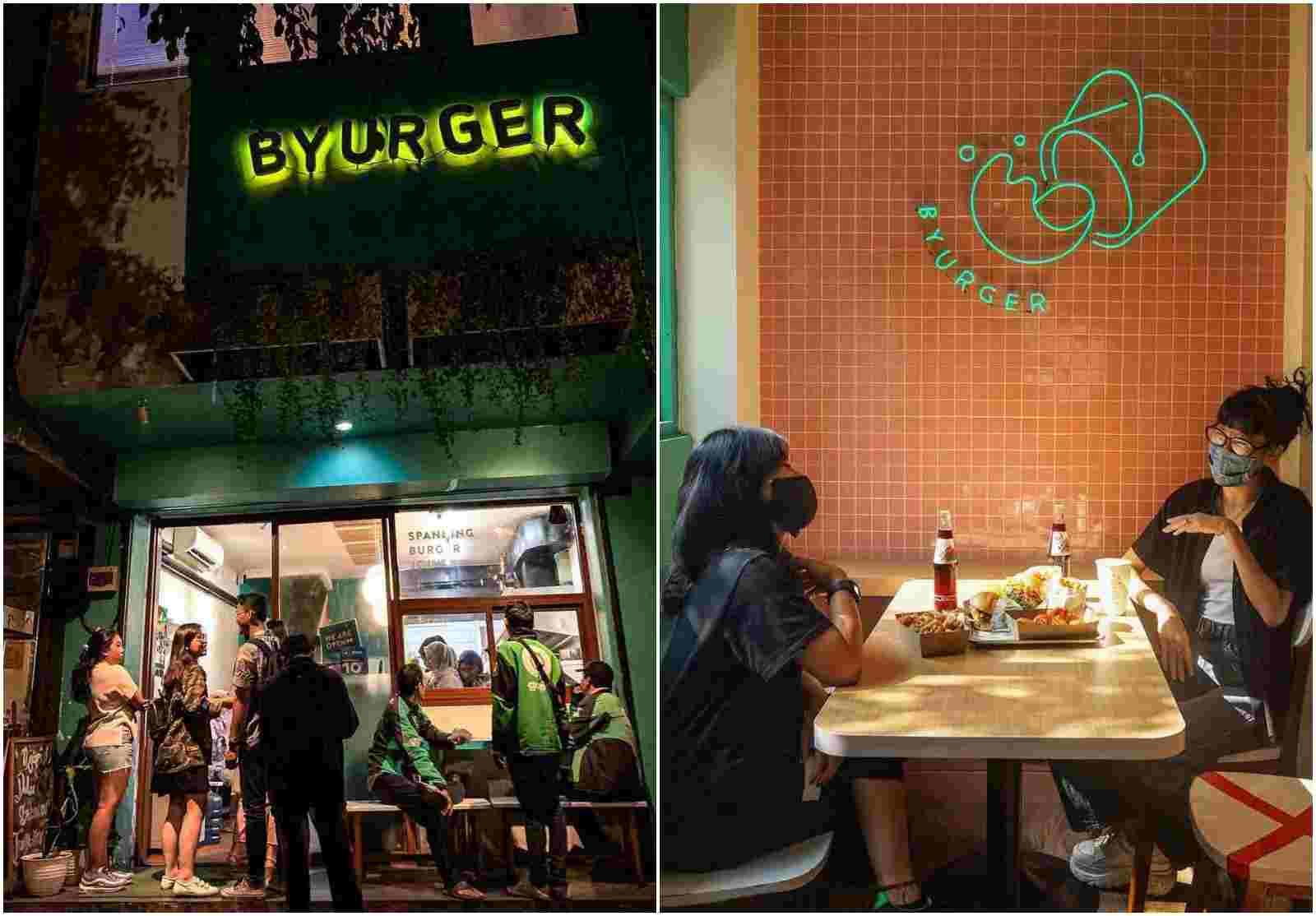 Byurger | restoran burger di jakarta