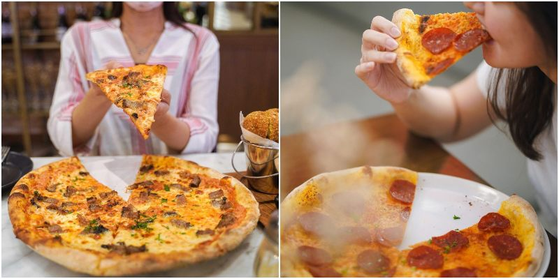 Pizzeria Cavalese - Restoran pizza jakarta