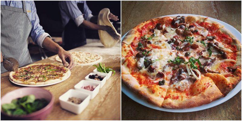 Mamma Rosy - restoran pizza jakarta
