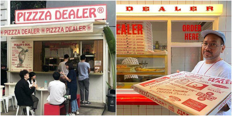 Pizzza Dealer - restoran pizza jakarta
