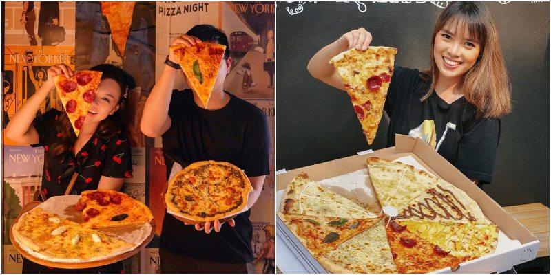 Sliced Pizzeria - restoran pizza jakarta