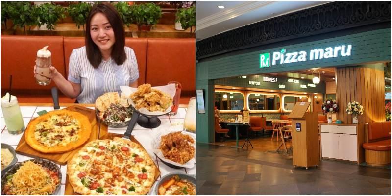 Pizza Maru - restoran pizza jakarta