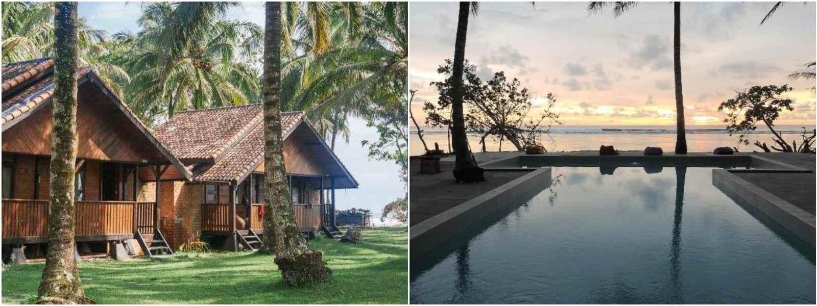 Sumatra Surf Resort   resor di lampung