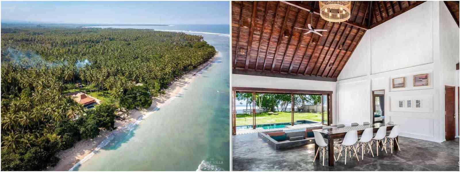 The Surf Villa