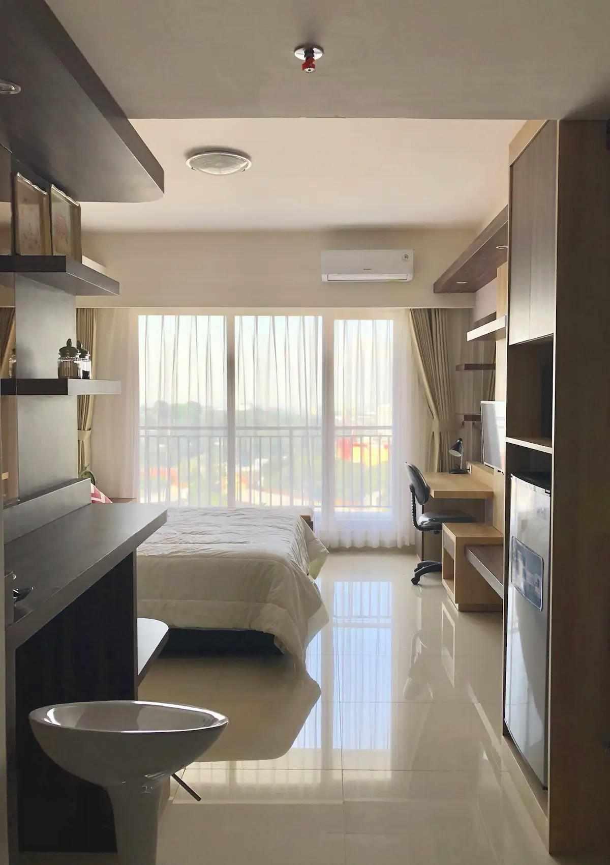 airbnb murah di bandung