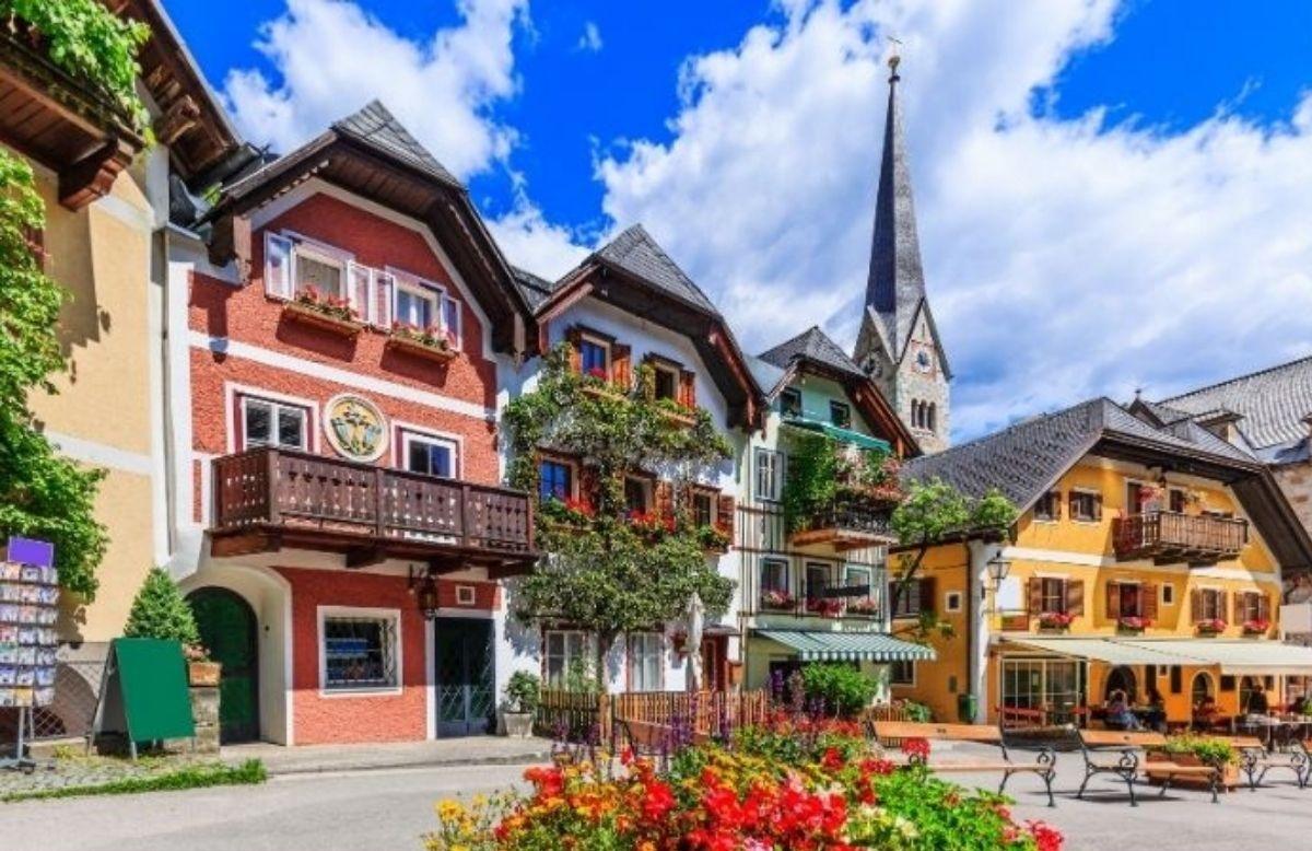 liburan ke austria