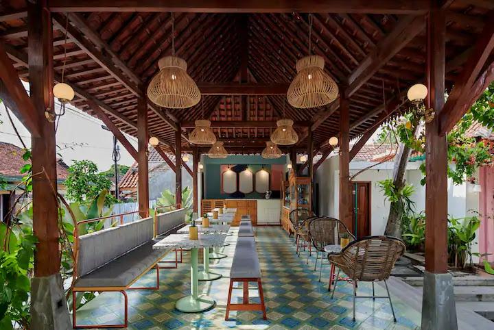 Airbnb instagramable di Jogja