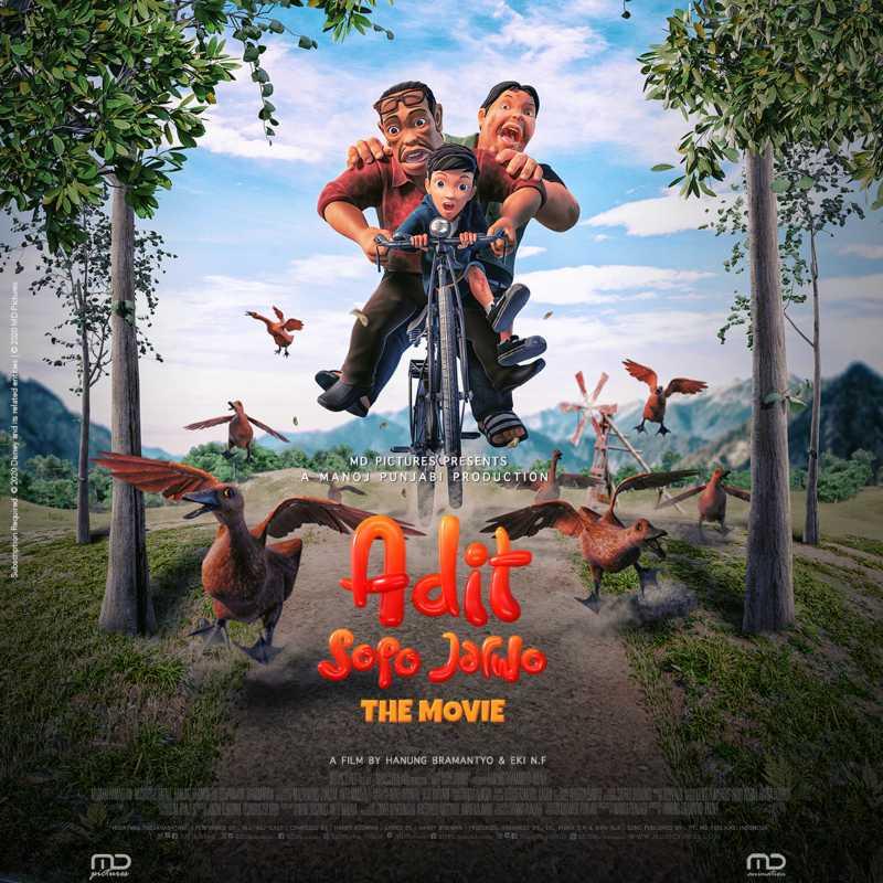 Adit Sopo Jarwo The Movie