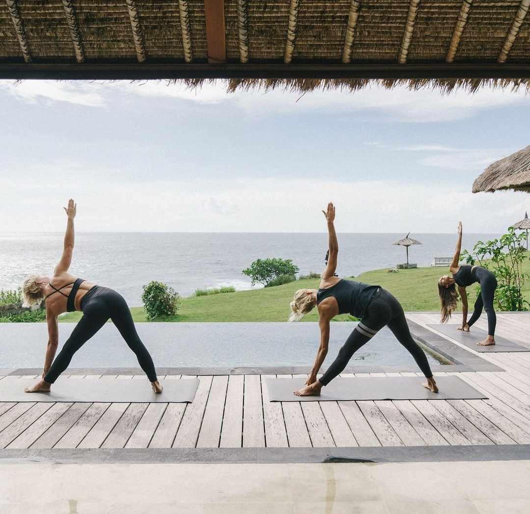 studio yoga di bali