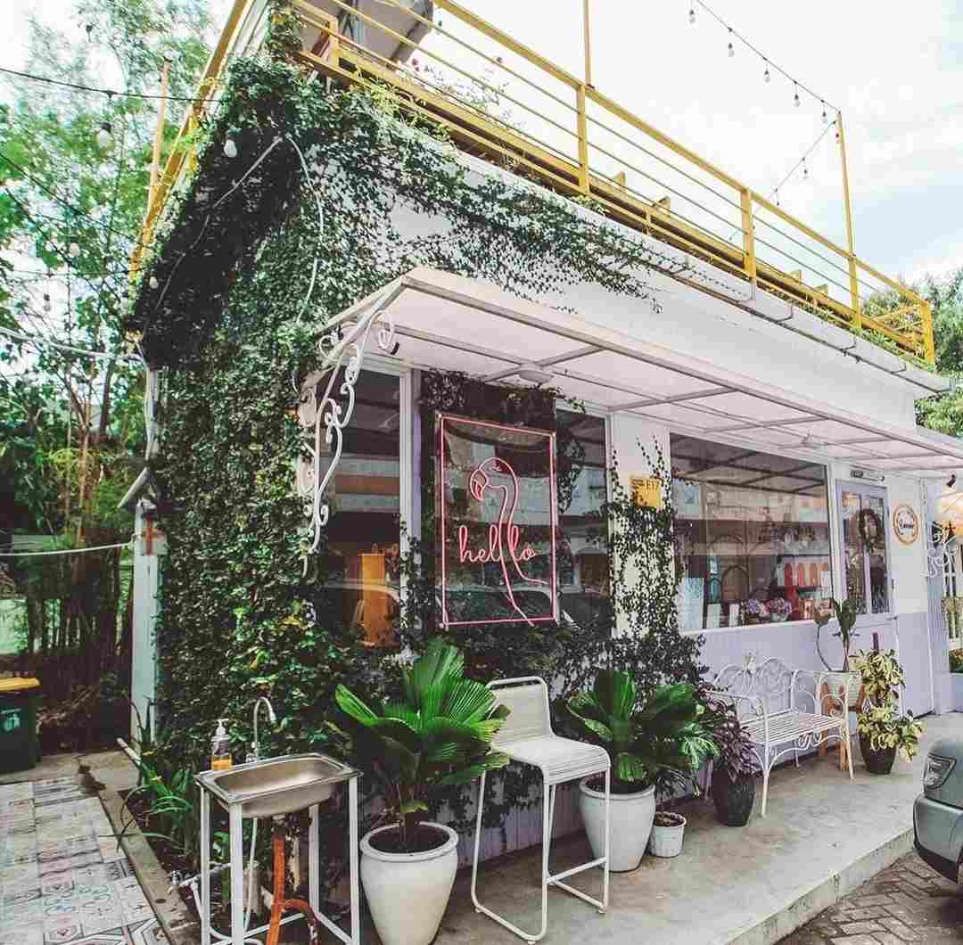 kafe instagrammable di medan