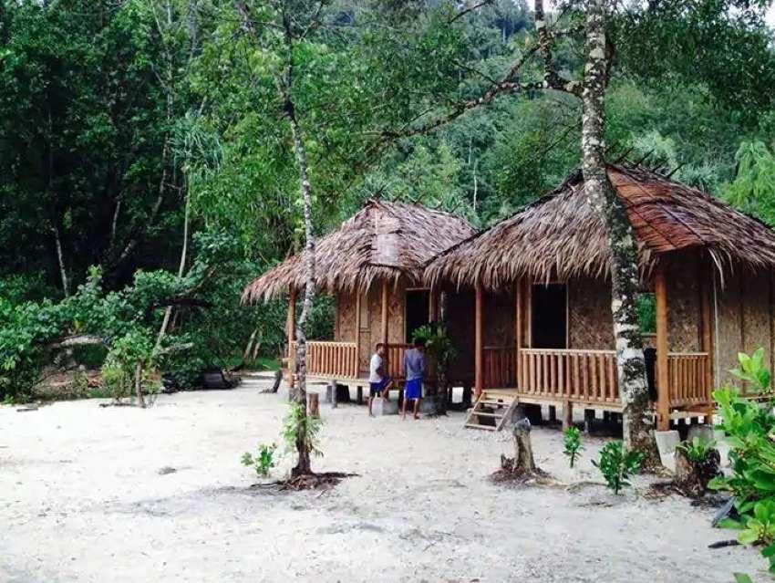 airbnb di padang