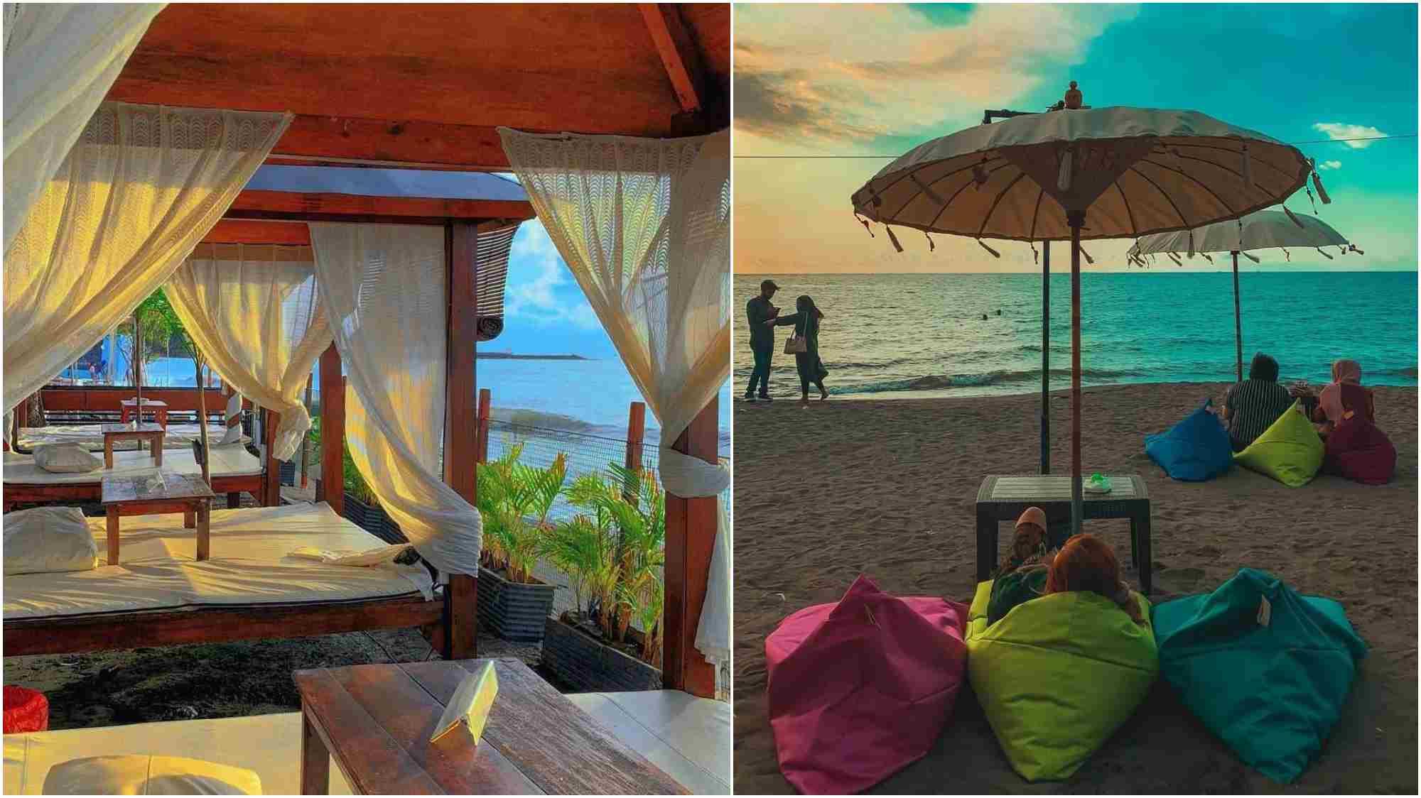 cafe pinggir pantai di makassar