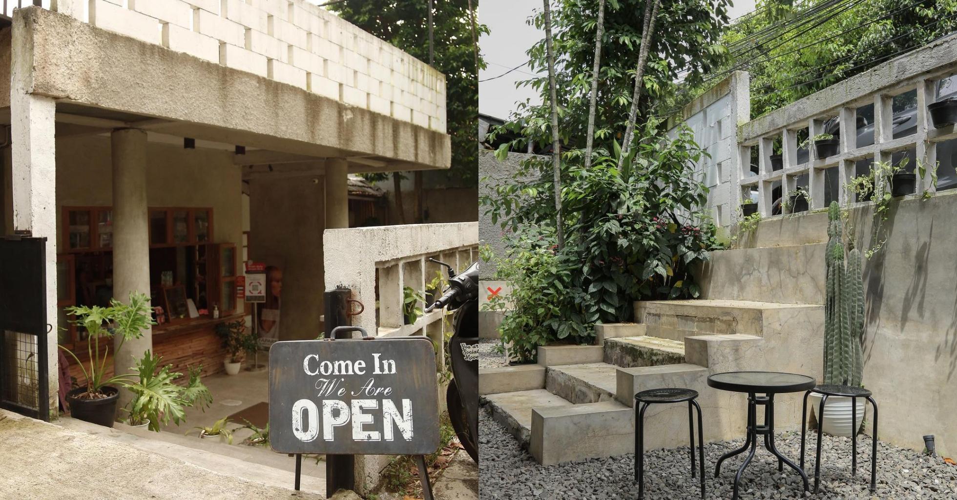 Hidden Gem Jakarta Selatan cafe viral jakarta
