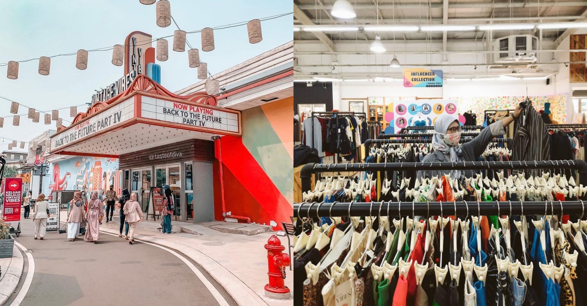 Thrift Shop Jakarta