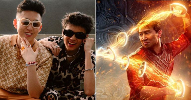 Rich Brian dan Warren Hue Isi Soundtrack Film 'Shang-Chi and the Legend of the Ten Rings'