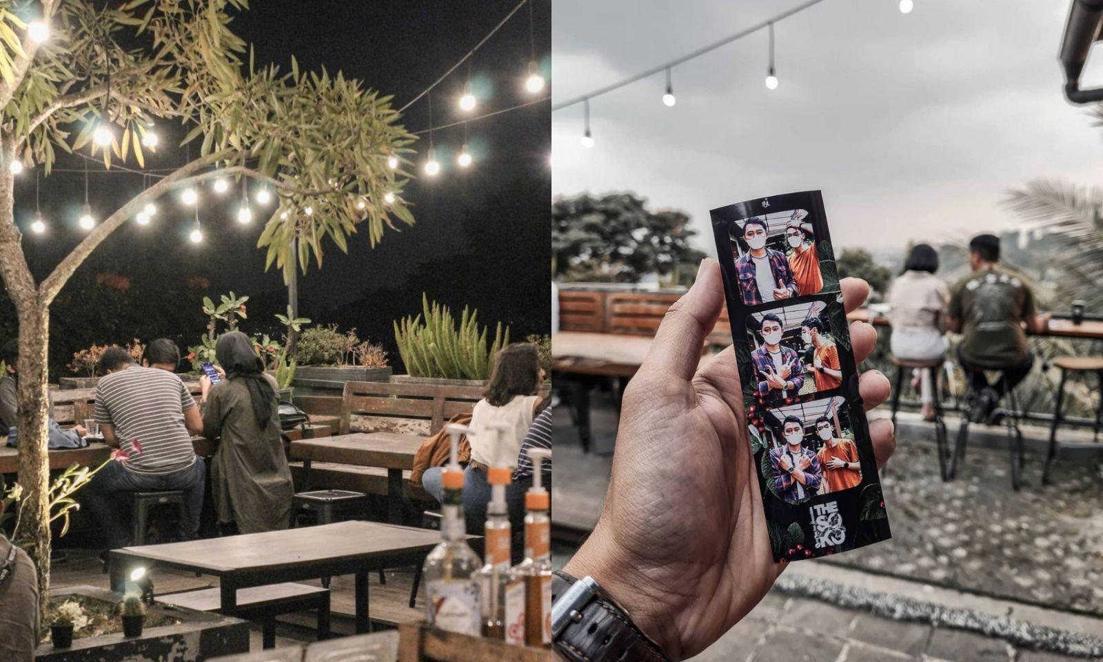 The Soko Coffee Tea Chocolate - Photobooth Photobox Kekinian Di Jakarta Dan Bandung