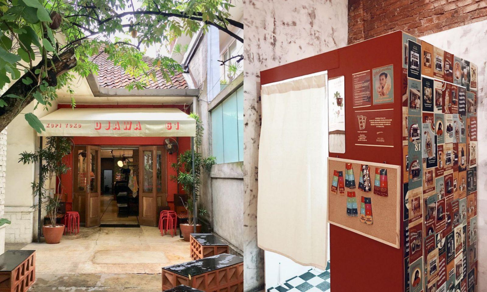 Kopi Toko Djawa Gandapura - Photobooth Photobox Kekinian Di Jakarta Dan Bandung