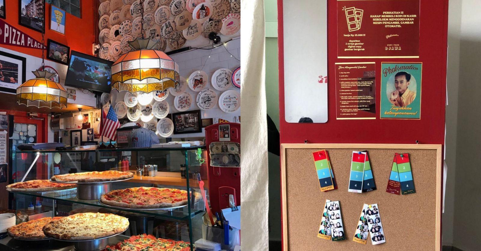 Pizza Place, Kelapa Gading - Photobooth Photobox Kekinian Di Jakarta Dan Bandung