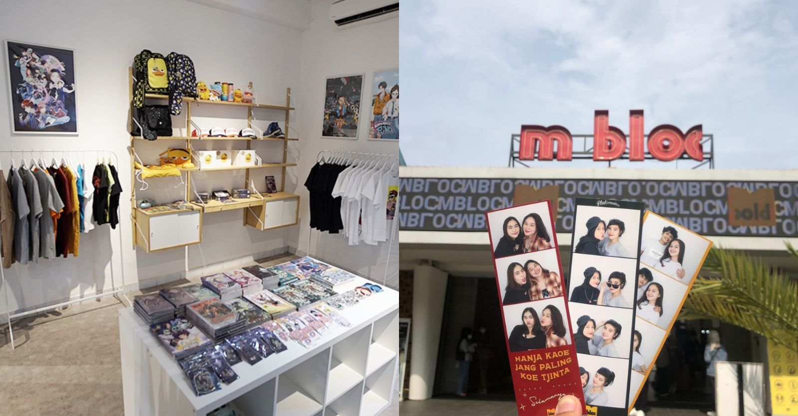 Connectoon, M Bloc Space - Photobooth Photobox Kekinian Di Jakarta Dan Bandung