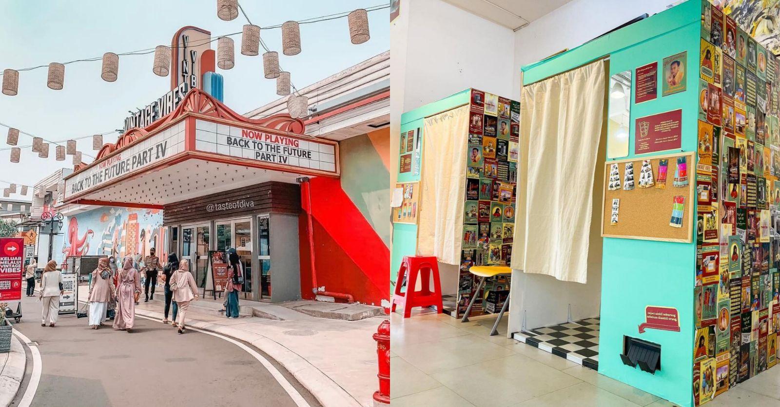 Vintage Vibes, Alam Sutra - Photobooth Photobox Kekinian Di Jakarta Dan Bandung