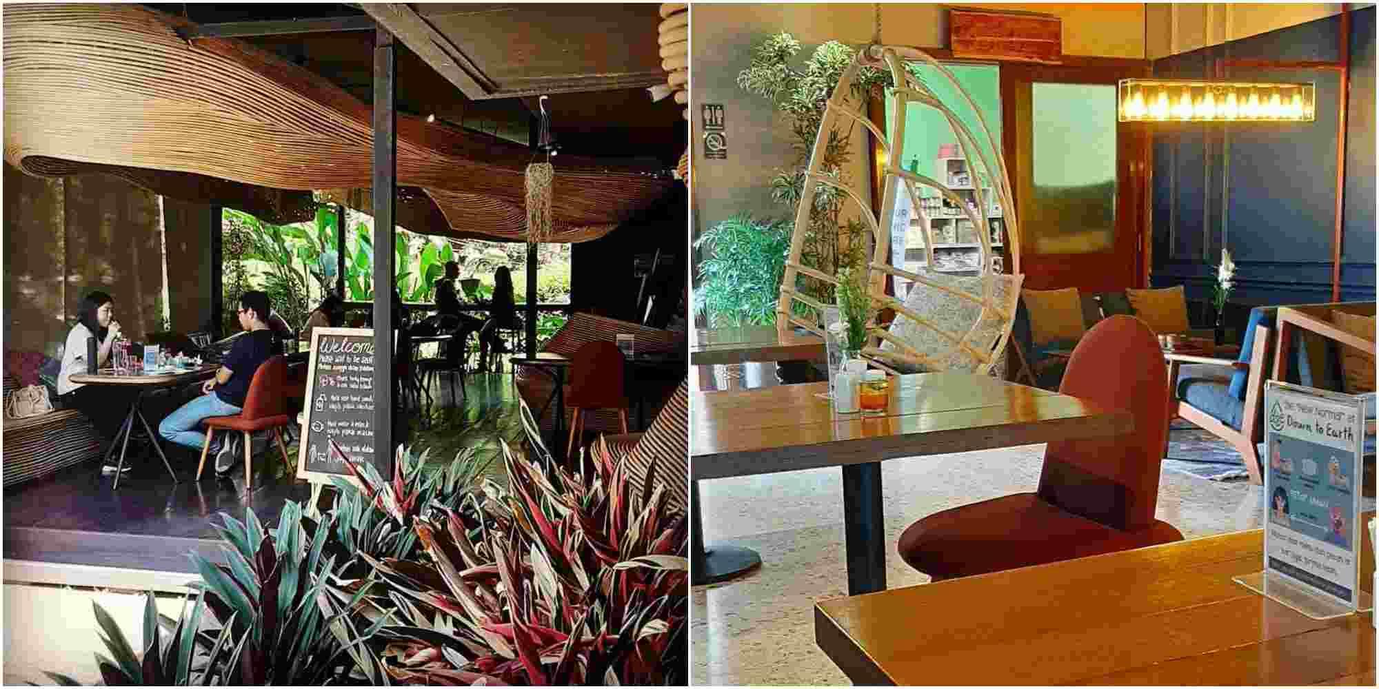 Down to Earth Bandung   brunch cafe bandung