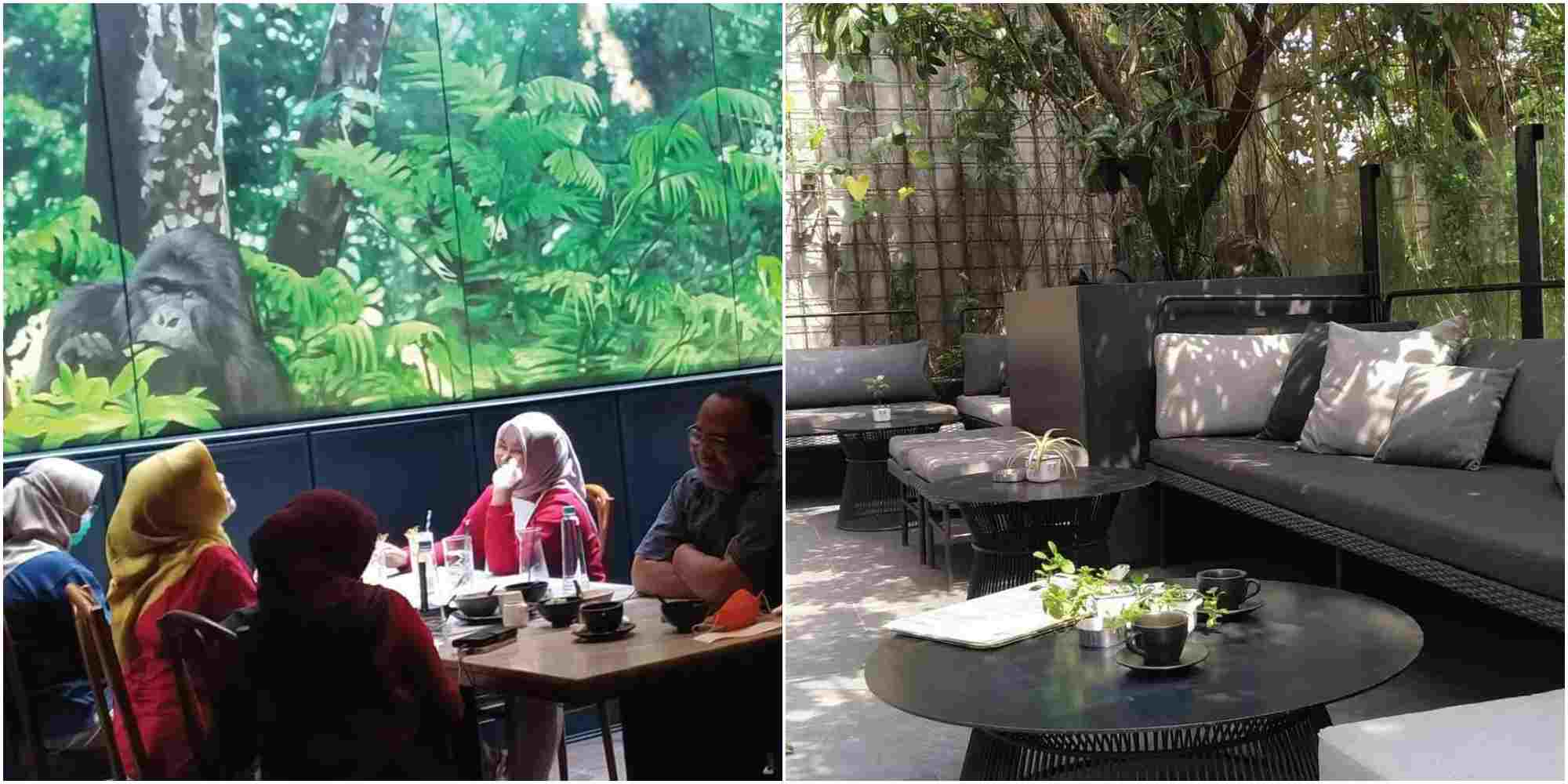 Gormeteria   brunch cafe bandung