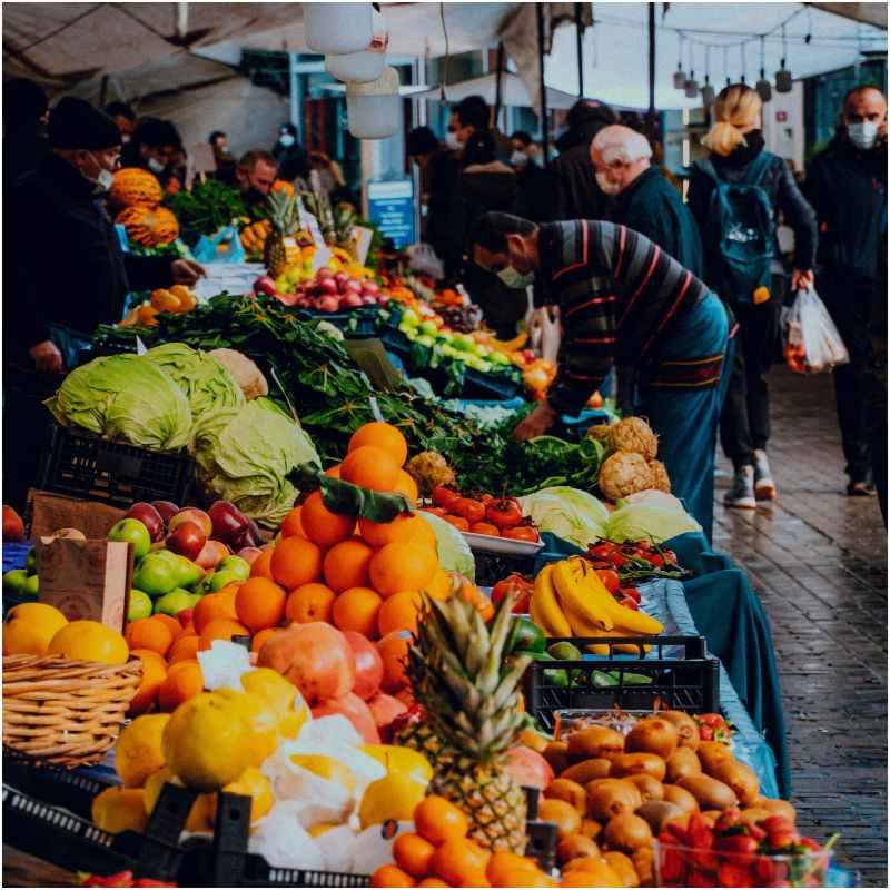 buah sayuran covid-19