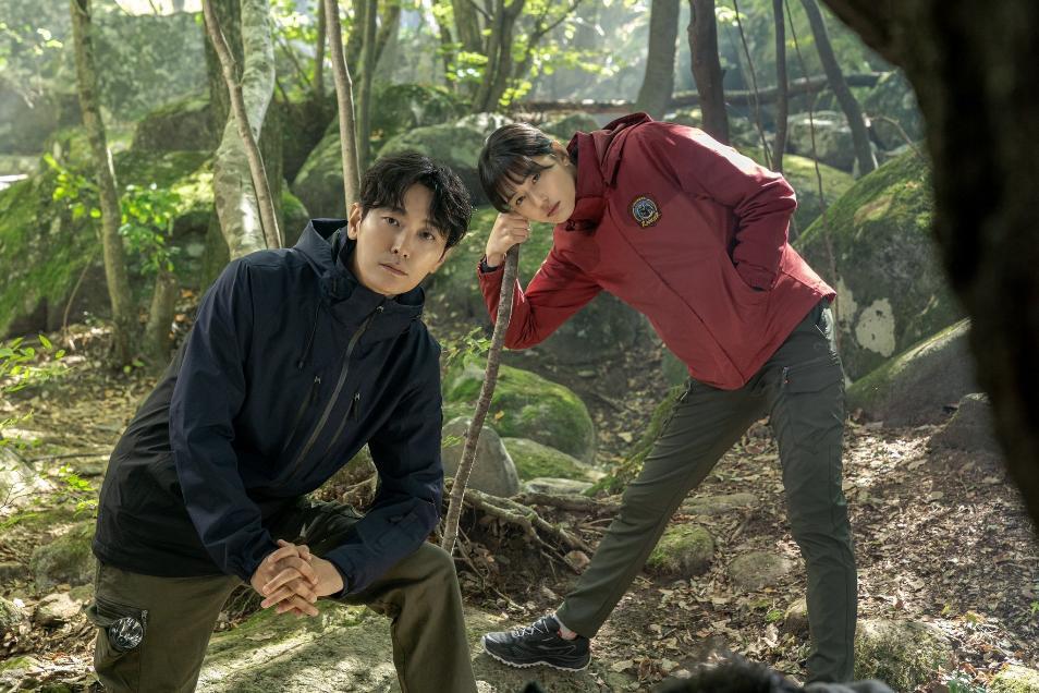 Drama Korea Oktober 2021 - Jirisan
