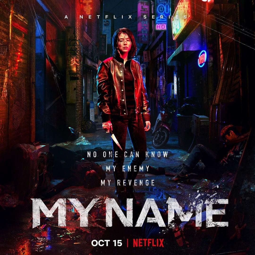 Drama Korea Oktober 2021 - My Name